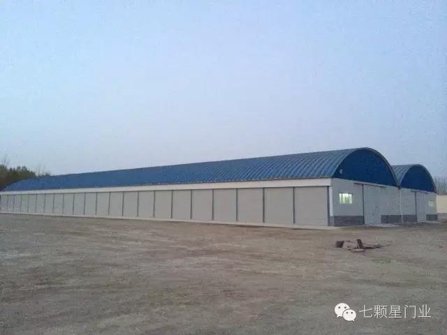 吐鲁番品牌电动特种门联系方式 七颗星门业供应