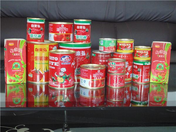 广东番茄酱公司供应「内蒙古吕蒙食品科技供应」