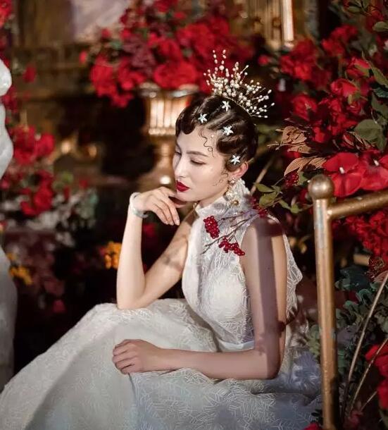 青岛专业新娘跟妆公司,新娘跟妆