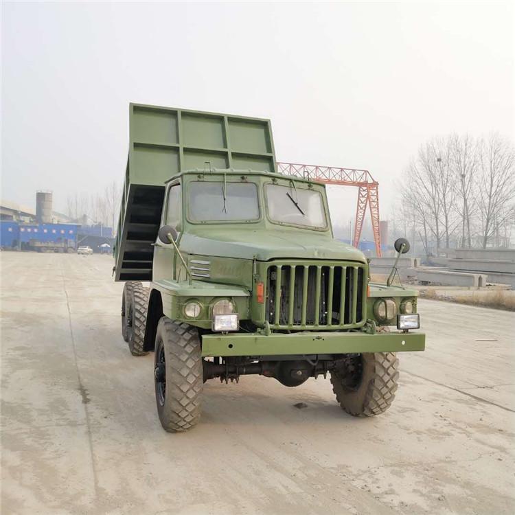 湖北加厚钢板改装六驱四不像车 济宁力征工程机械供应