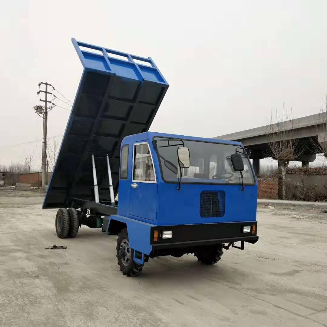 遼寧四驅四不像平板車多少錢 濟寧力征工程機械供應