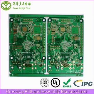 专业生产多层PCB线路板「深泽多层电路供应」