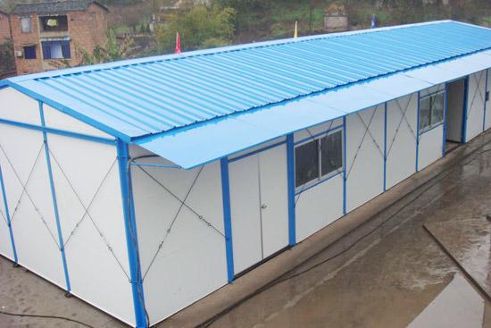 特克斯小型活动房租赁「天佑彩钢钢结构供应」