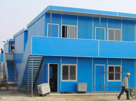 新疆抗震活动房设计,活动房