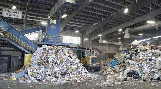 苏州生活垃圾处理哪家好 铸造辉煌「上海延嘉环保工程供应」