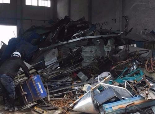 台州工业废旧物资回收便宜 诚信服务「上海延嘉环保工程供应」