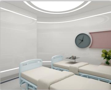 展览建筑医疗美容具体包括展厅和展廊的医疗美容.图片
