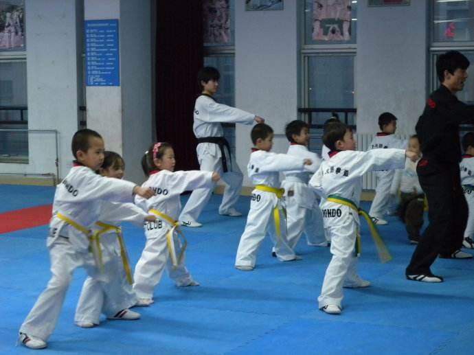 山东专业跆拳道品牌企业,跆拳道