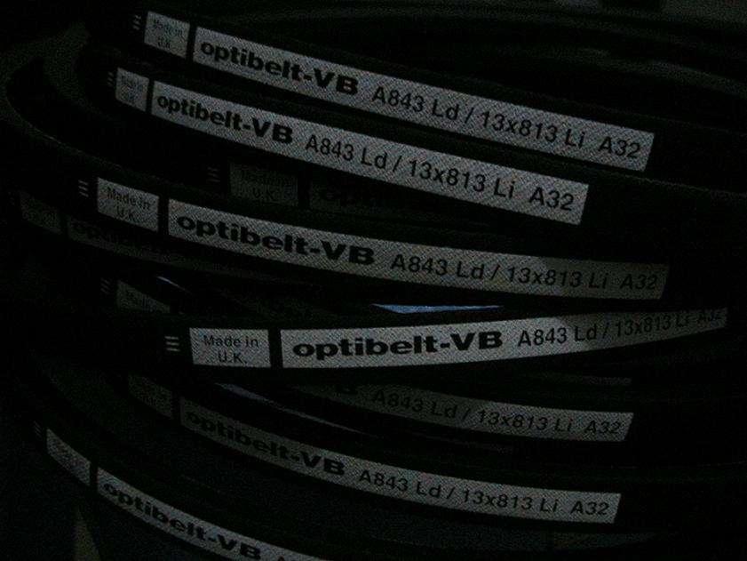 安徽optibelt皮带优选企业 服务至上 上海金羿精密机械供应