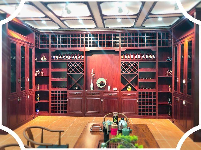 张家港全铝酒柜优质商家「常熟市古里镇和明家具供应」