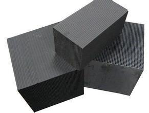 浙江蜂窝活性炭多少钱 苏州绿森活性炭供应