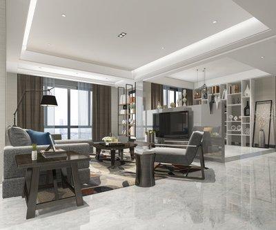 张家港大平层装饰装修公司「苏州和峰筑家装饰设计工程供应」