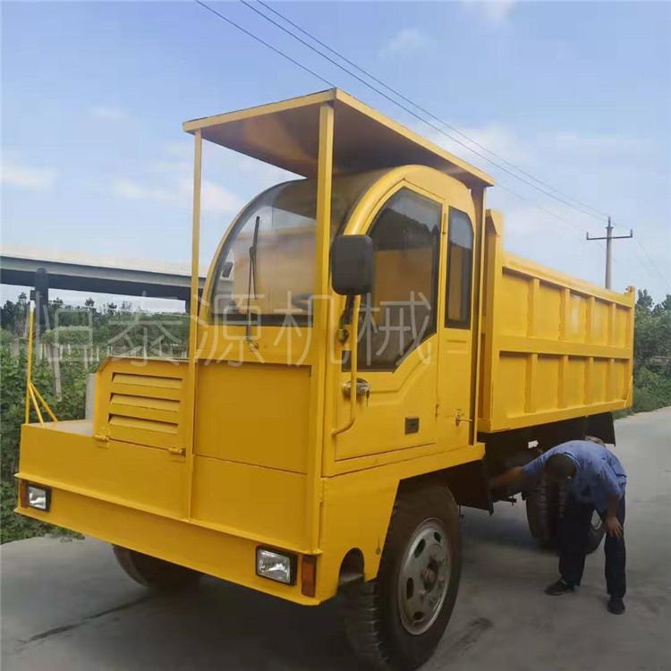 江西12吨大型农用拖拉机四不像运输车 济宁市恒泰源工程机械供应