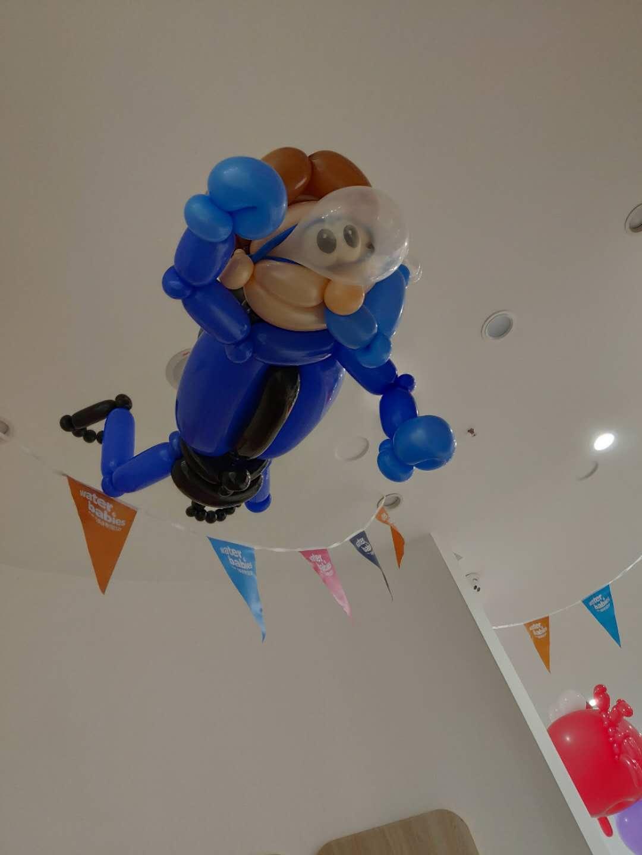 哈密广告气球美陈 百川天和供应