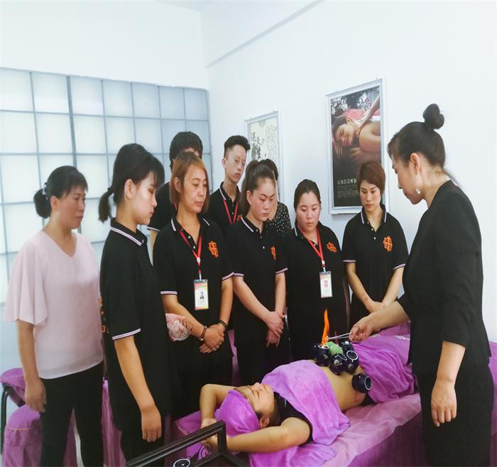 專業美容美發學校 鄭州英皇沙宣教育供應