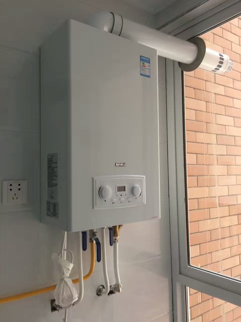 哈尔滨冷凝燃气模块炉安装 创新服务「单马壁挂炉供」