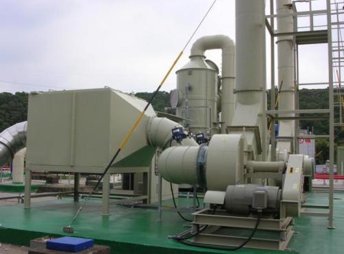 山东光解氧化除臭设备 抱诚守真「杭州东霄科技供应」