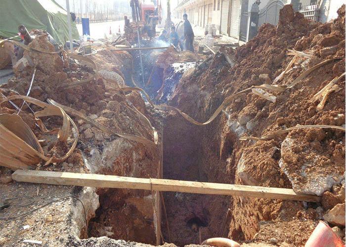 河口非开挖哪家好 客户至上「云南兴塑环保科技供应」