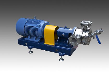 上海专业高剪切乳化泵性价比高 以客为尊 上海威广机械制造供应