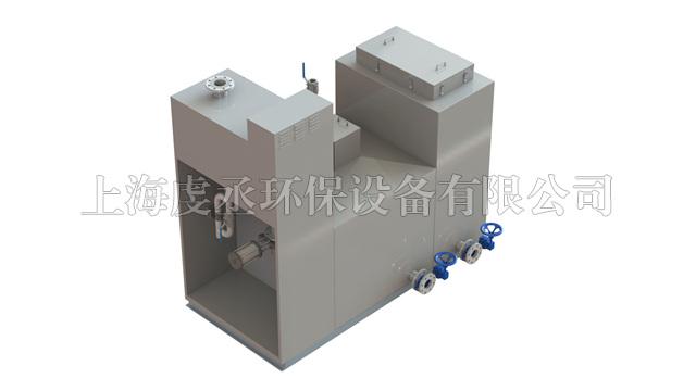 上海原裝半自動隔油器新報價 鑄造輝煌 上海虔丞環保設備供應