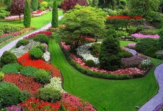 河南优良园林绿化多少钱,园林绿化