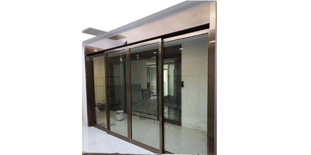 洛阳钢化玻璃电动平移门合适,电动平移门