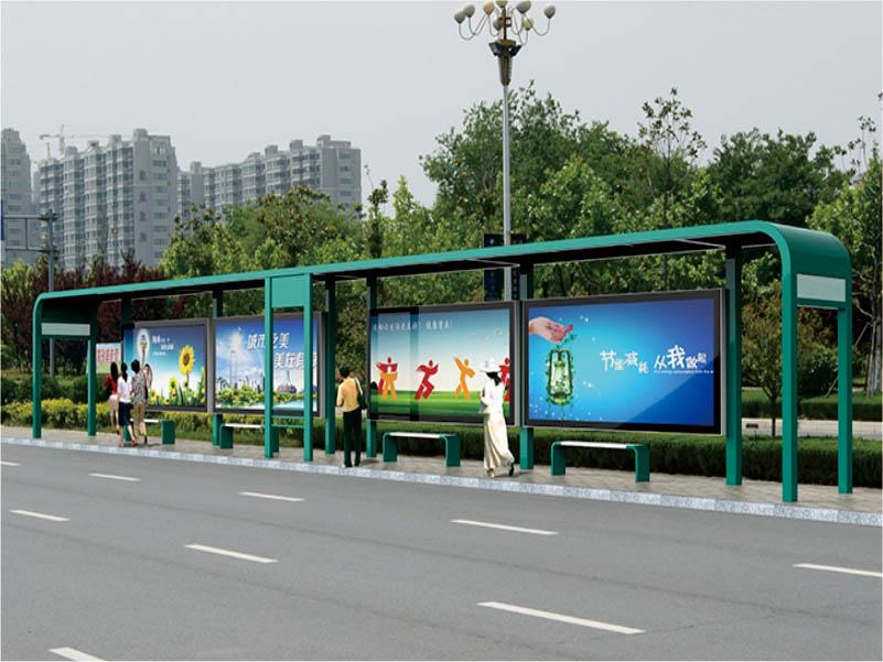 福建城市公交车站牌,公交车站牌