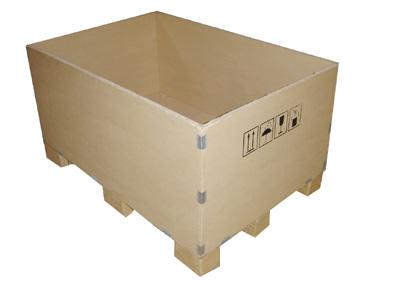 嘉兴生产纸托箱哪家好「上海申胜板业供应」