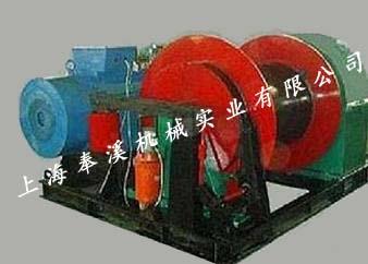 上海固定卷扬机制造厂家 客户至上 上海奉溪机械实业供应