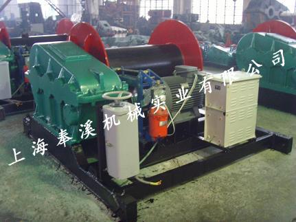 上海卷扬机质量材质上乘 客户至上 上海奉溪机械实业供应