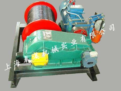 上海10吨卷扬机多少钱 和谐共赢 上海奉溪机械实业供应