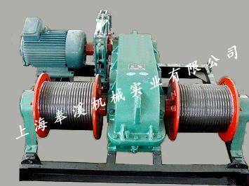 专业生产定制卷扬机性价比高 上海奉溪机械实业供应「上海奉溪机械实业供应」