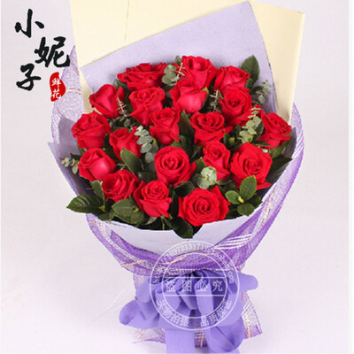 蚌埠鲜花礼盒情人节鲜花同城速递送花,情人节鲜花同城速递