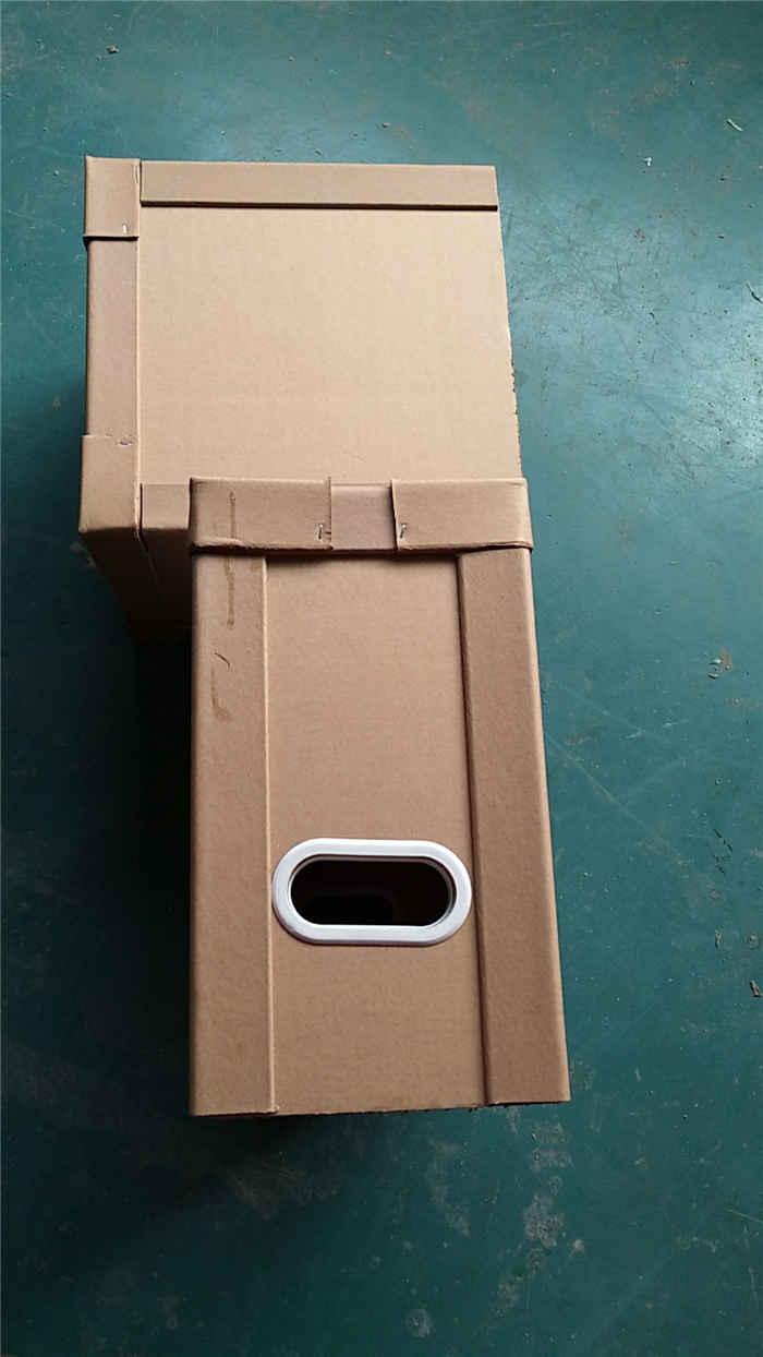 销售高强度瓦楞复合板纸箱质量材质上乘「上海申胜板业供应」