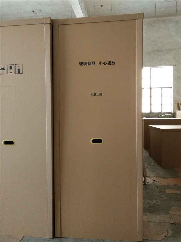 杭州生产高强度瓦楞复合板纸箱「上海申胜板业供应」