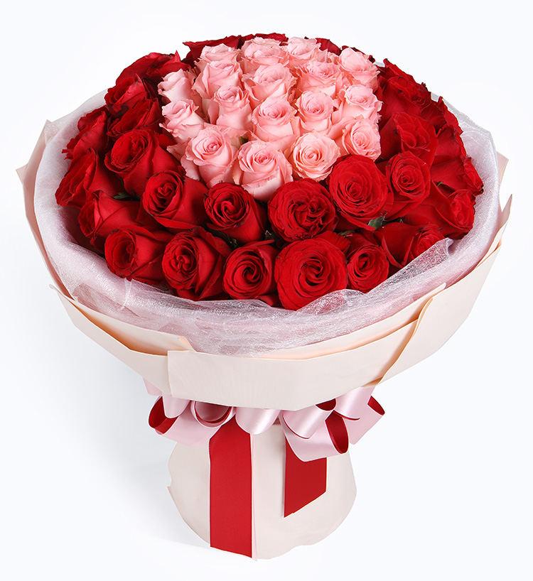 宣城鲜花表白花束鲜花配送全国速递,表白花束鲜花配送