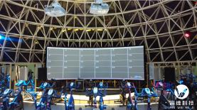 抗光幕布大屏融合 上海音维电子科技供应「上海音维电子科技供应」