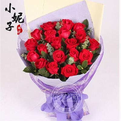 芜湖同城生日玫瑰配送,生日玫瑰