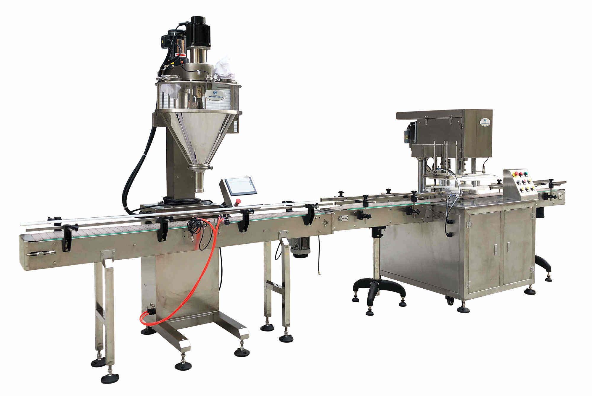 进口自动罐装机简易型价格,自动罐装机简易型