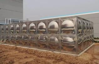 滁州不锈钢生活水箱「南京力圣供水设备供应」