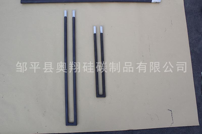 福建双螺旋硅碳棒出口 邹平奥翔硅碳供应