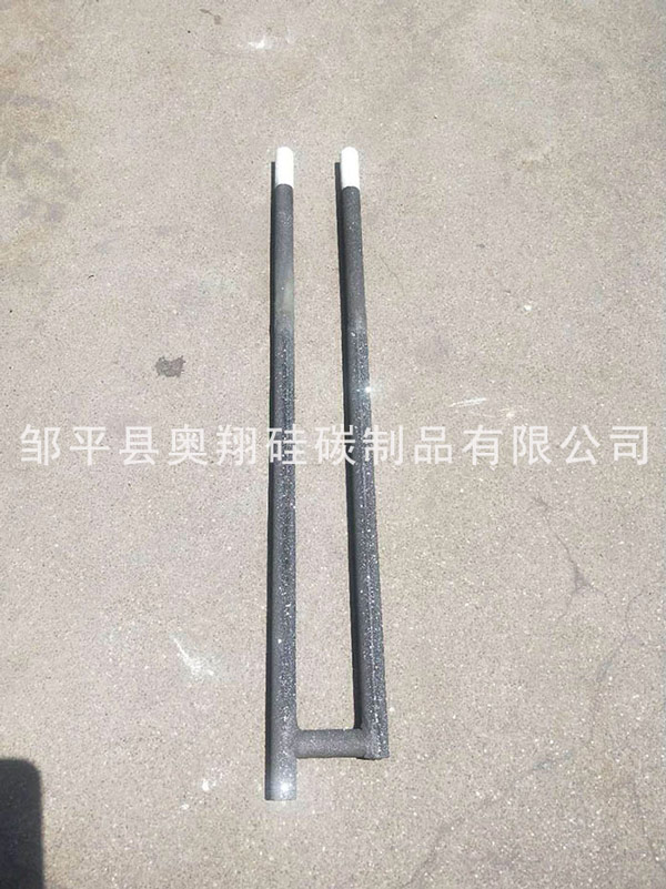 湖南直角硅碳棒电阻 邹平奥翔硅碳供应