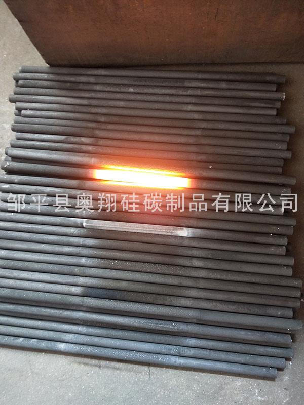 安徽大头硅碳棒规格 邹平奥翔硅碳供应