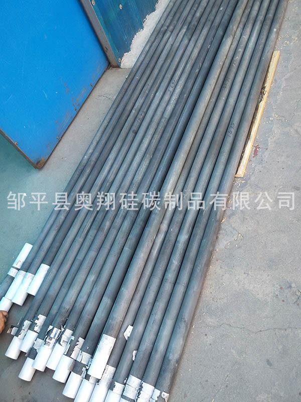 福建双螺旋硅碳棒电阻 邹平奥翔硅碳供应