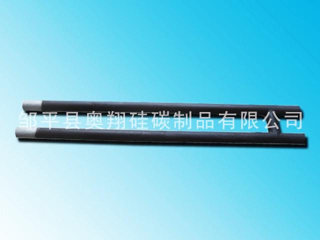 甘肃单螺旋硅碳棒供应商 邹平奥翔硅碳供应
