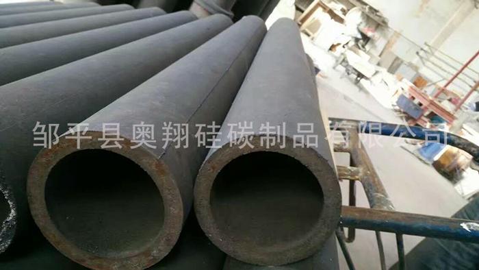 湖南硅碳棒保护管出口 邹平奥翔硅碳供应