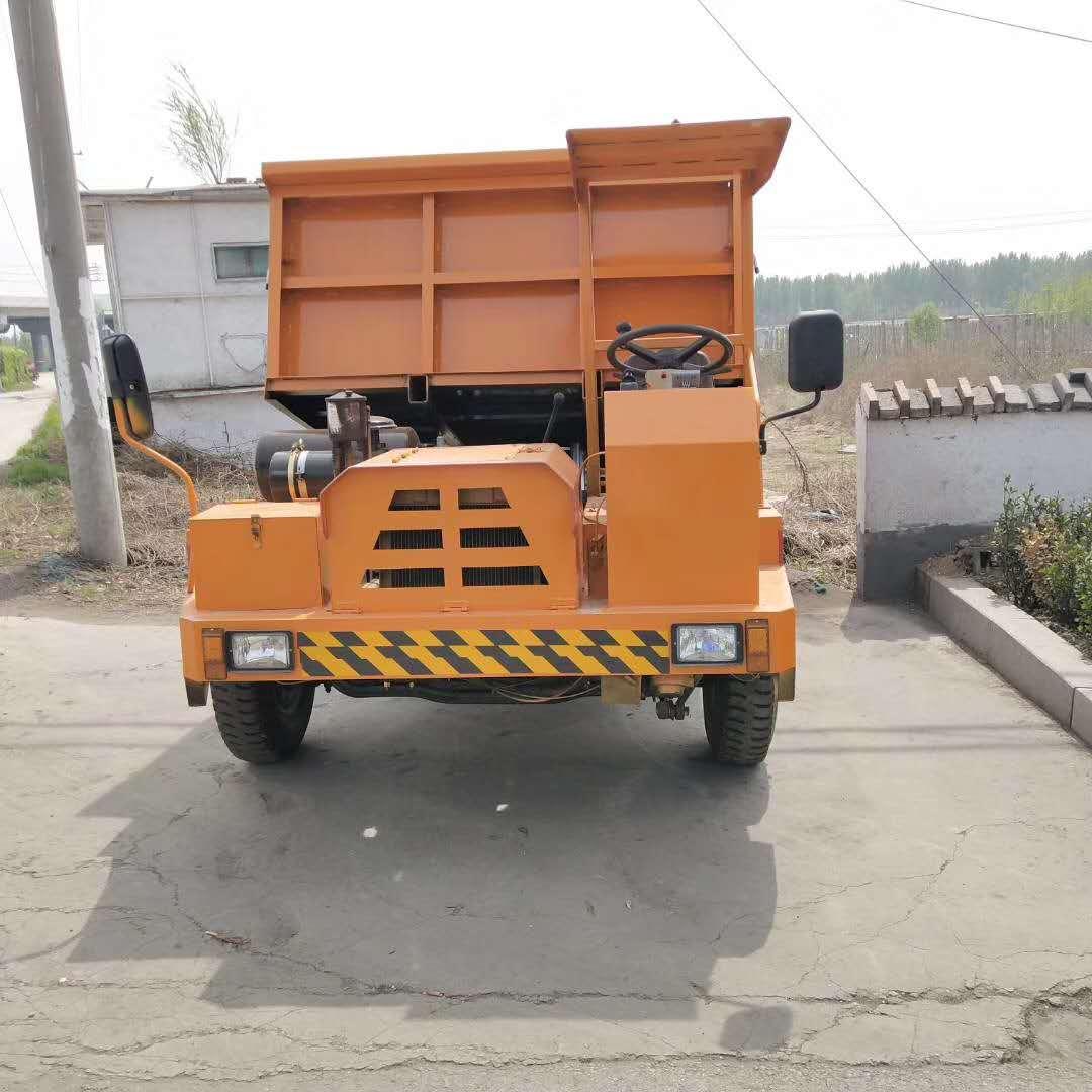 云南4吨巷道运输车矿用四不像车 客户至上 济宁市恒泰源工程机械供应