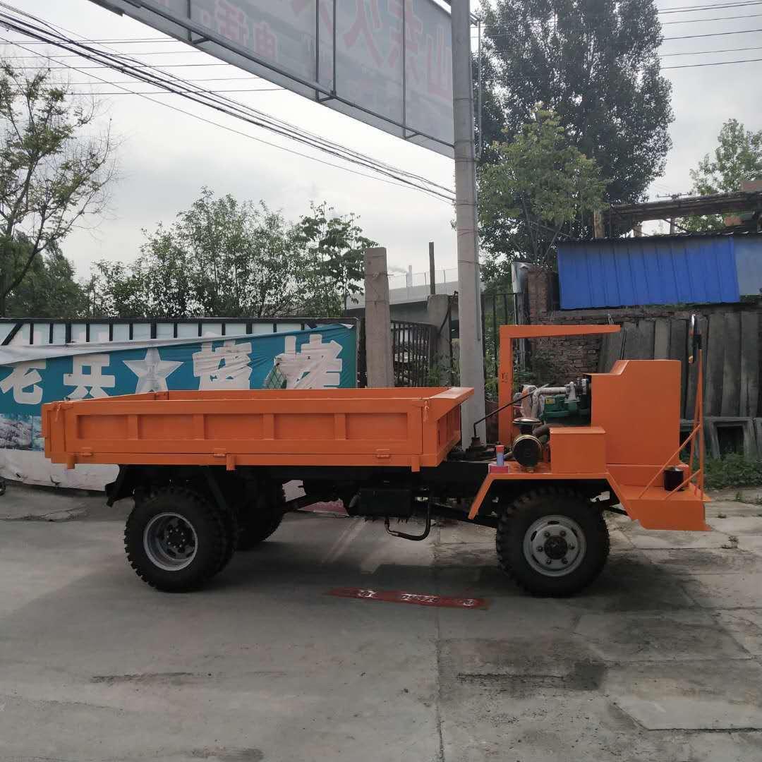 广东供应矿用拖拉机矿用四不像车要多少钱 值得信赖 济宁市恒泰源工程机械供应