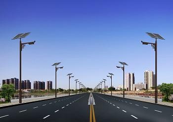甘肃太阳能路灯产品介绍 山东图景照明工程供应