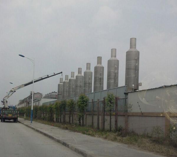 江苏强制循环蒸发器供应 有口皆碑 无锡绿禾盛环保科技供应